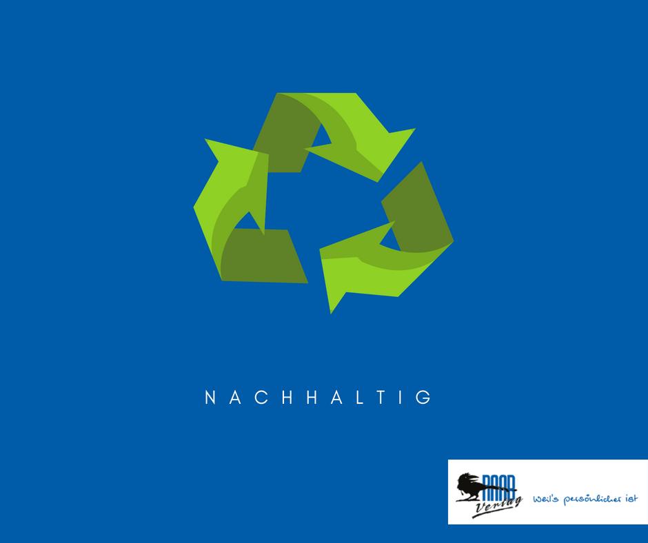 Illustriertes Recycling-Zeichen