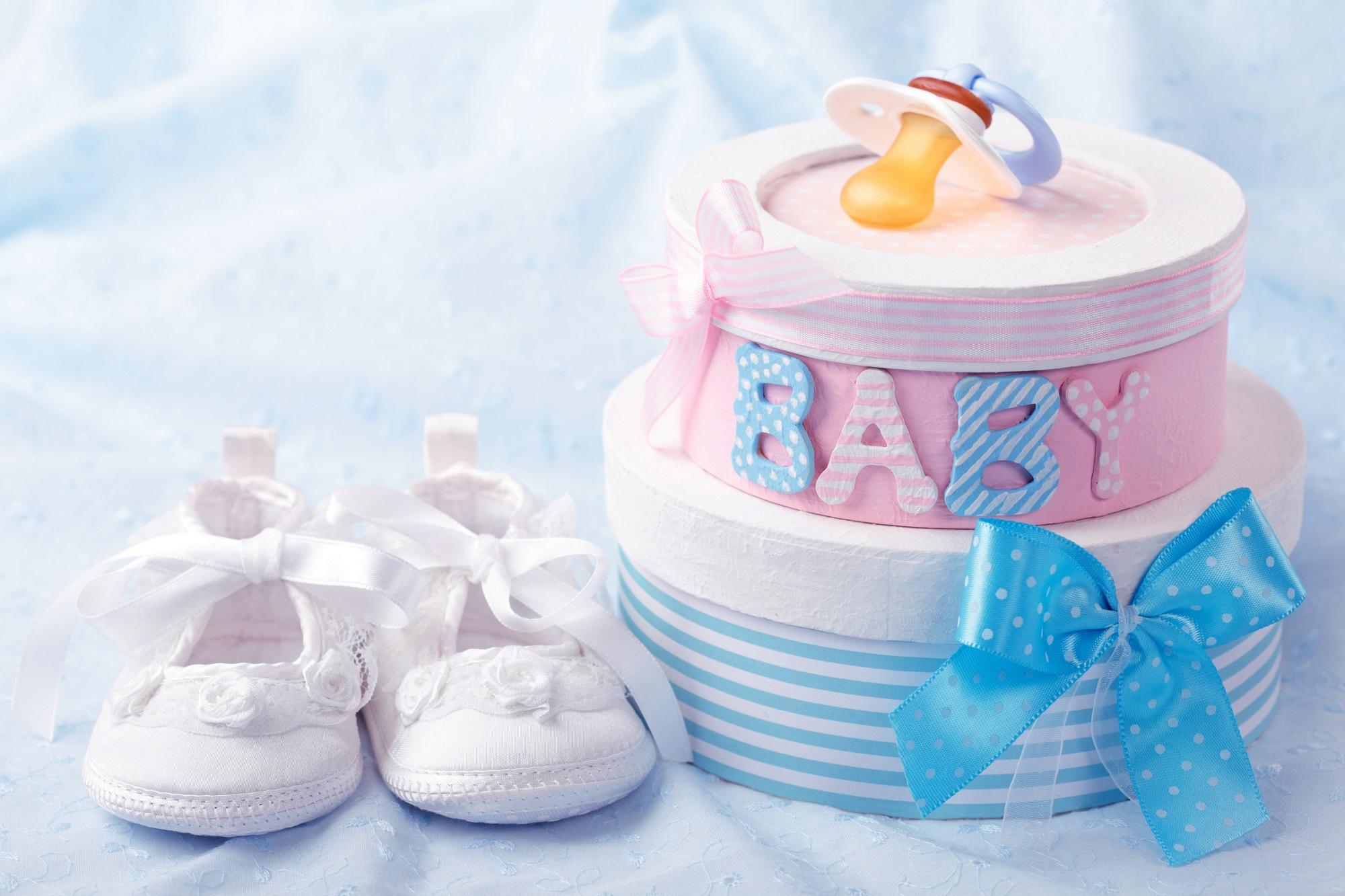 Geschenke zur Geburt basteln: 7 süße DIY-Ideen für Baby & Mama