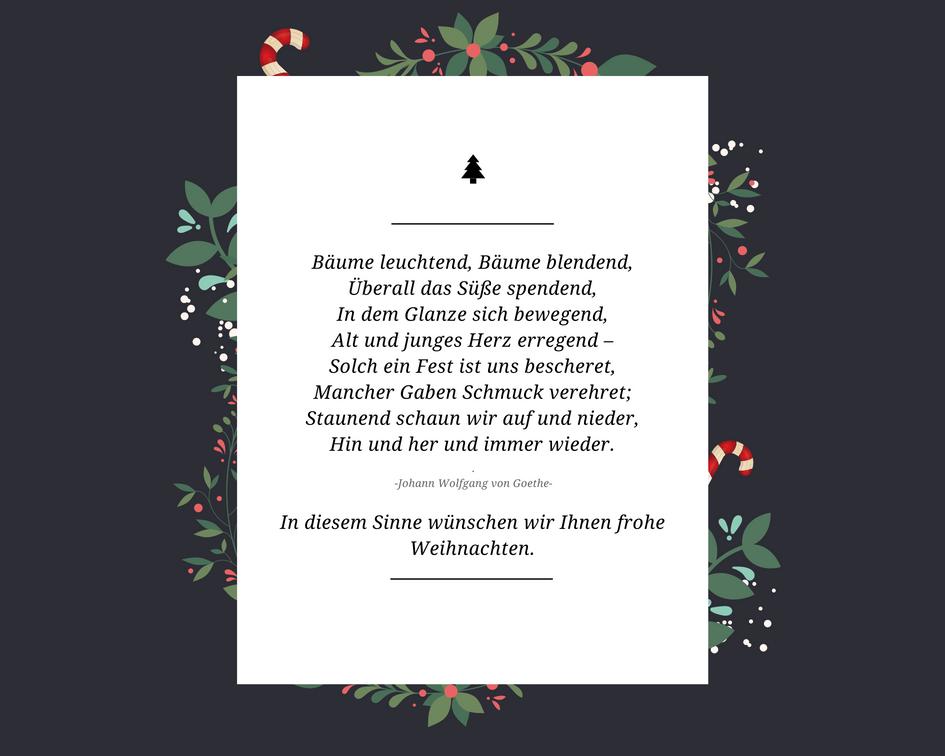 Schöne Weihnachtsgedichte Für Karten.Weihnachtsgrüße Geschäftlich Texte Für Ihre Weihnachtskarten