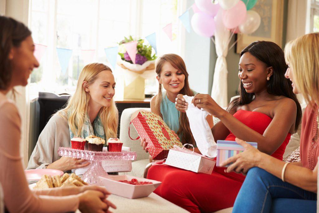 babyparty organisieren checkliste f r ihre baby shower. Black Bedroom Furniture Sets. Home Design Ideas