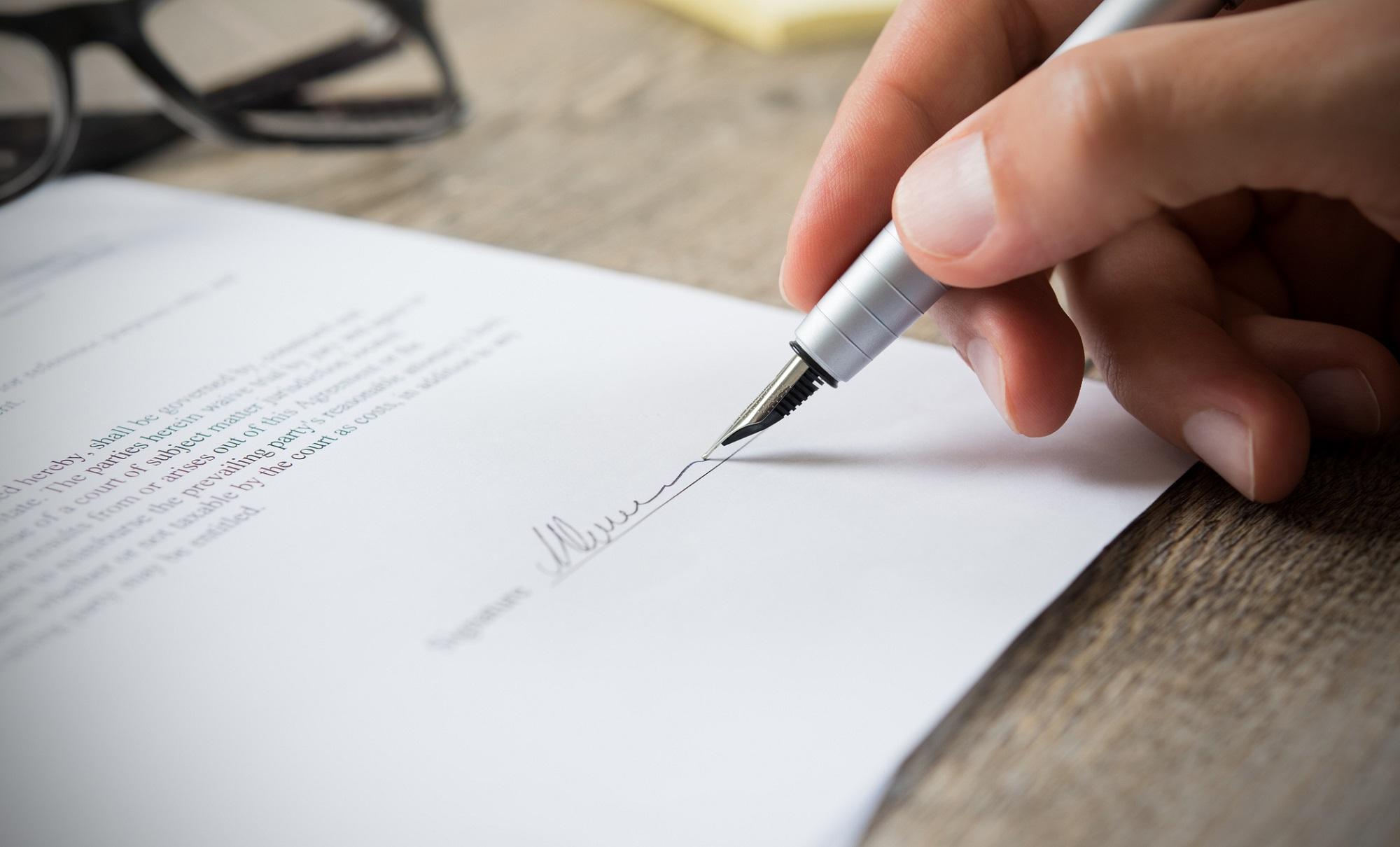 Geschäftsbrief Schreiben So Gelingt Höfliche Geschäftskorrespondenz