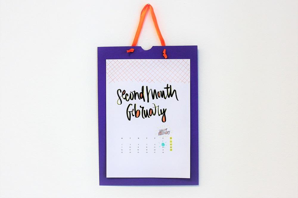 diy kalender 5 tolle ideen zum selber basteln mit anleitung. Black Bedroom Furniture Sets. Home Design Ideas