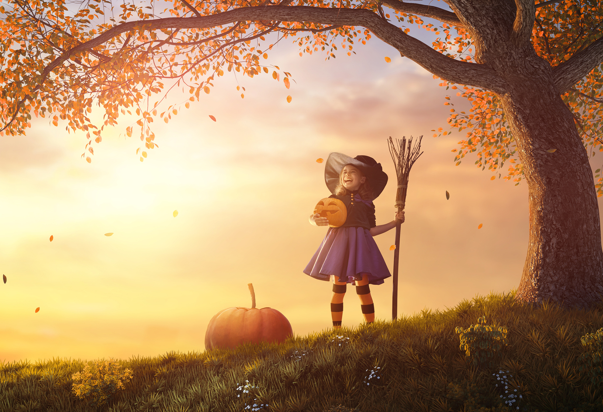 3 Halloweenkostüme Für Kinder Einfach Schnell Selber Machen