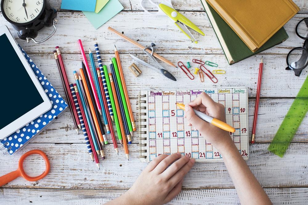 DIY-Kalender gestalten