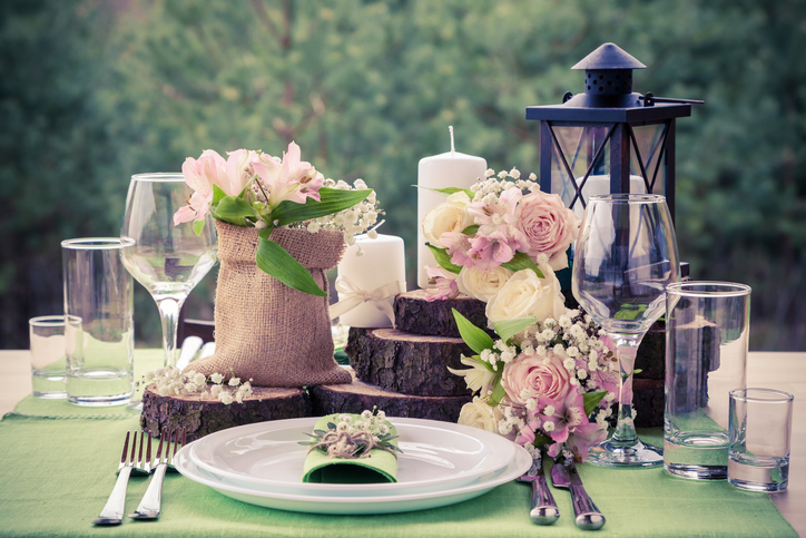 Tischdeko Fur Die Hochzeit 25 Ideen Beispiele Mustertische