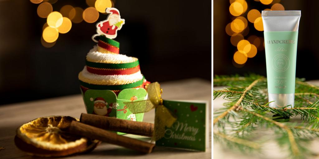 Weihnachtsgeschenke für Senioren und Pflegekräfte