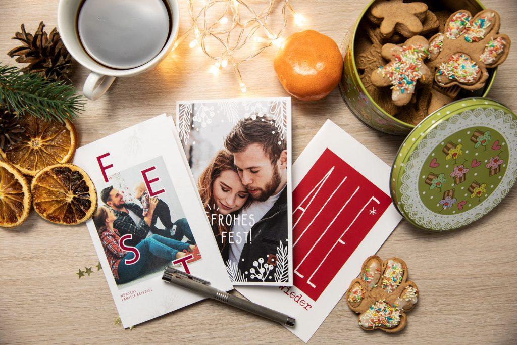 Weihnachtskarten Raab-Verlag