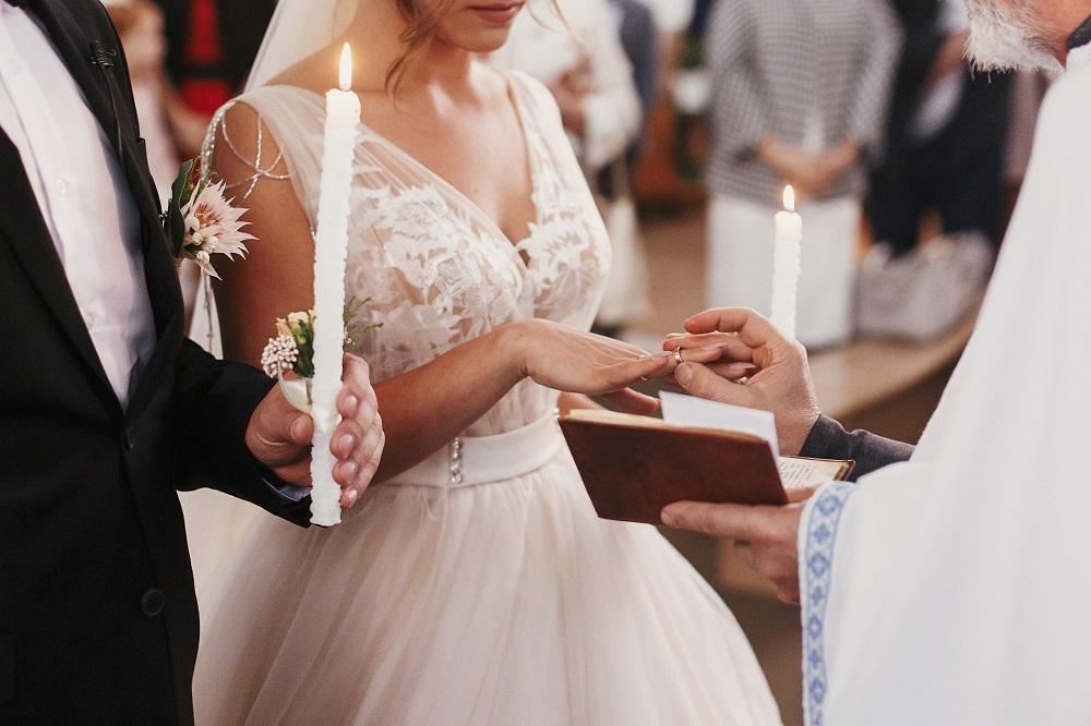 Kirchliche Hochzeit planen