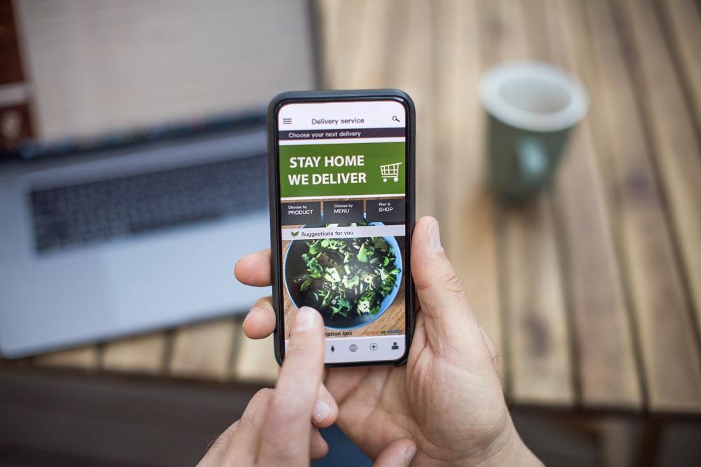 Restaurant liefert Essen per App