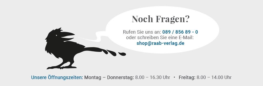 Kontaktinformationen Raab-Verlag