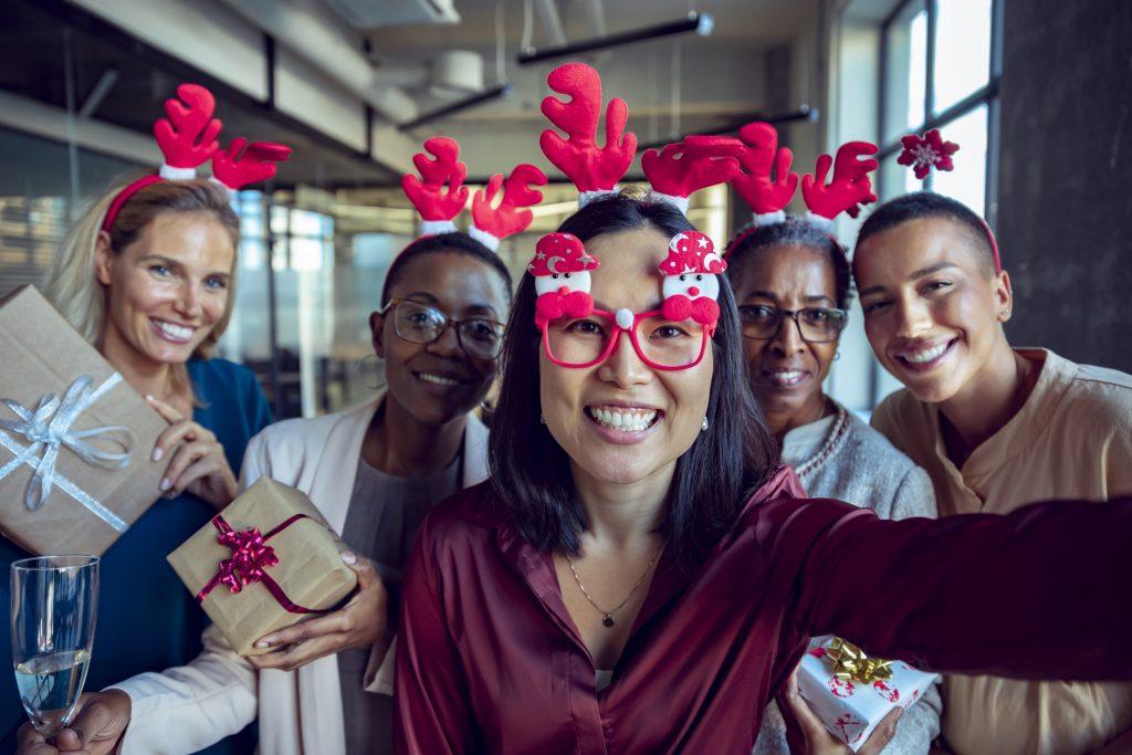 Internationale Weihnachtsgrüße - ein Weihnachtstrend 2021