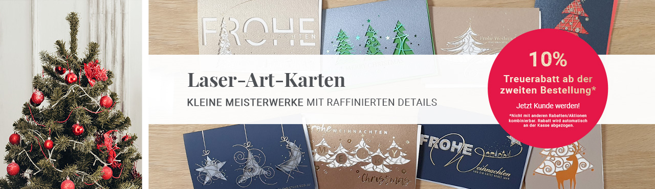 Laser-Art-Karten