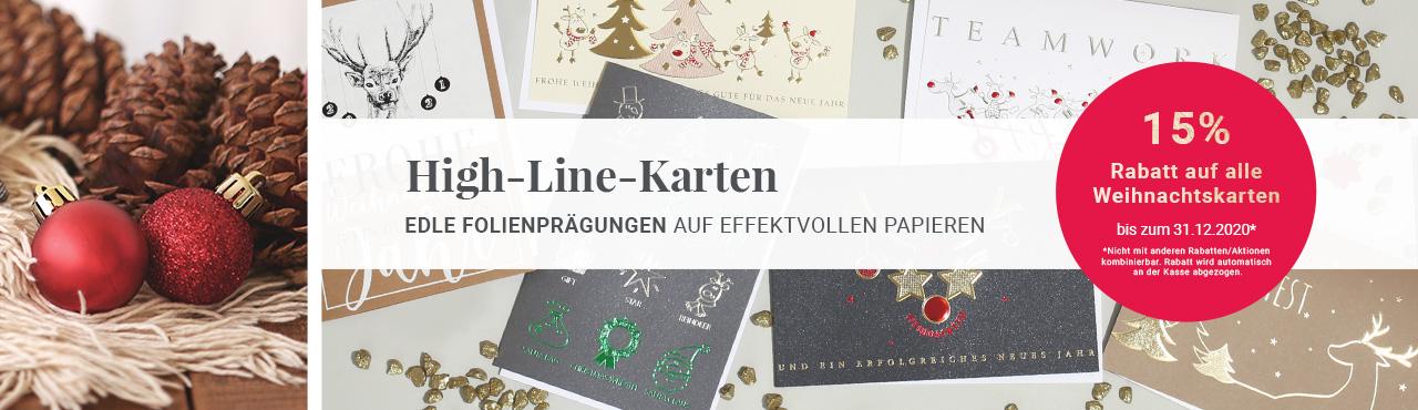 High-Line-Karten