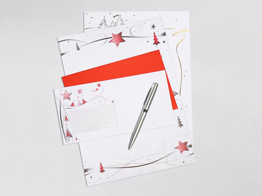 Briefpapier, Kuverts & Mehr