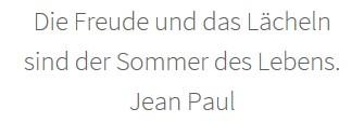 Zitat von Jean Paul