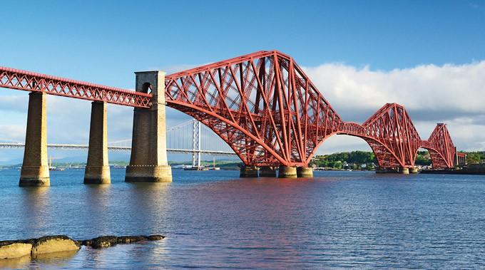 große Überlandbrücke
