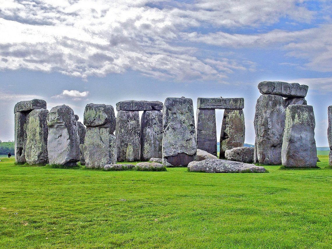 Stonehenge Aufnahme
